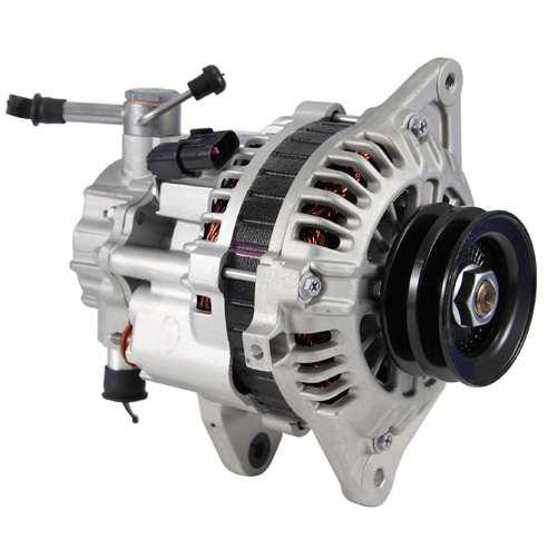 hyundai terracan 2.5 d4bh генератор