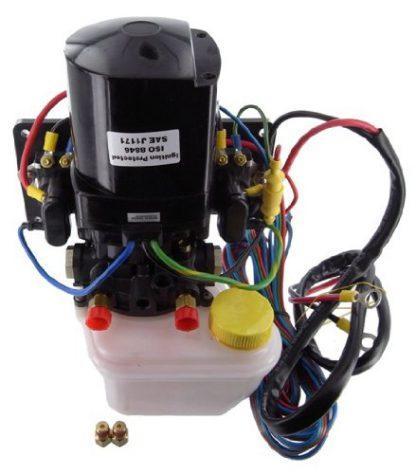 Tilt Trim мотор с помпой, бачком и соленоидами Mercury